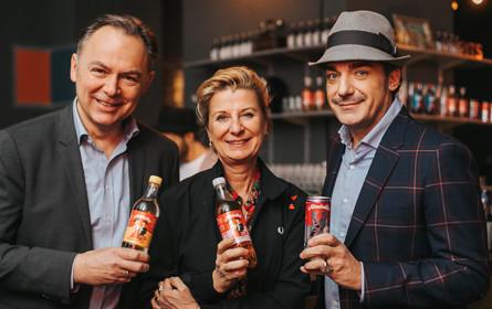 Almdudler beendet Zusammenarbeit mit Coca-Cola und präsentiert neue Produkte