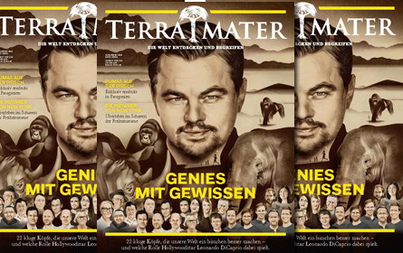 """Terra Mater""-Magazin startet Umweltoffensive"