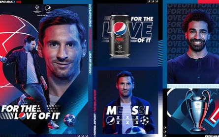 Pepsi Max präsentiert globale UEFA Kampagne 2019