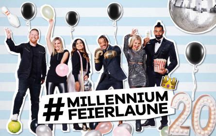 Millennium City feiert 20 Jahre