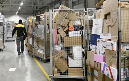 Neuer Rekord bei Zustellung: 228 Mio. Pakete in Österreich befördert