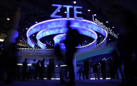 ZTE Corporation am Start der 5G-Ära