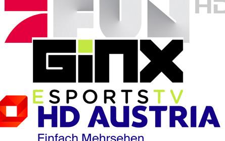 HD Austria startet zwei neue Sender