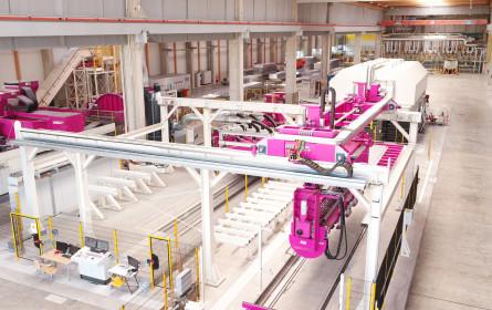AMAG nimmt neue Hightech-Plattierstation in Betrieb
