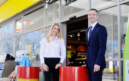 """""""Billa Unterwegs"""": Weitere Shops an Shell-Tankstellen"""