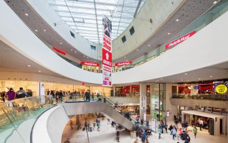 """Neuer Rekordumsatz bei Wien Mitte """"The Mall"""""""