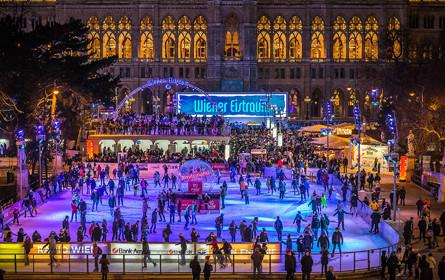 Der 24. Wiener Eistraum endet mit einem Rekordergebnis