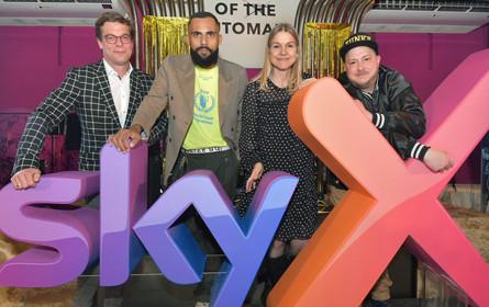 Sky geht den nächsten Schritt und startet neues Streaming-Angebot