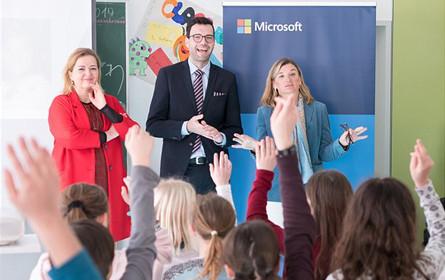 Microsoft und Grayling im Einsatz für ein besseres Internet