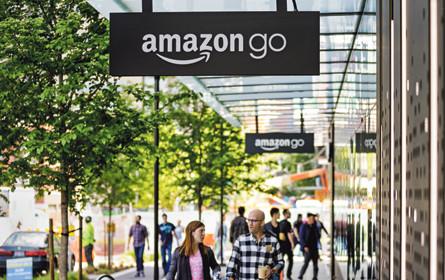 Amazon baut Ladenverkauf aus
