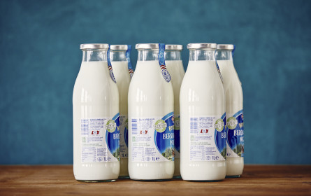 Comeback der Mehrweg-Milchflasche