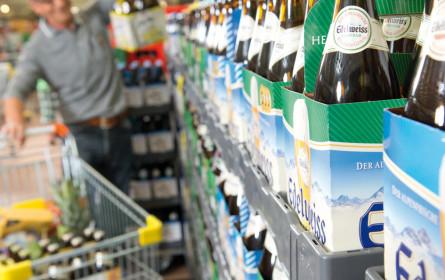Beim Bier ist Österreich ein Mehrwegland