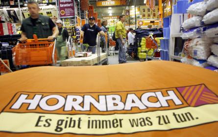 Baumarkt- und Baustoffkonzern Hornbach erlitt Gewinneinbruch