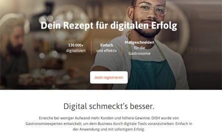 Metro Österreich launcht neue Gastro-Plattform Dish