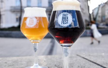 Das Craft Bier Fest feiert in der Marx Halle