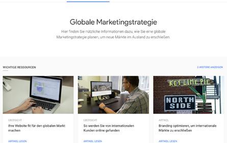 Google Austria startet Initiative, um für Österreichs Unternehmen Wege zu Exportmärkten zu öffnen