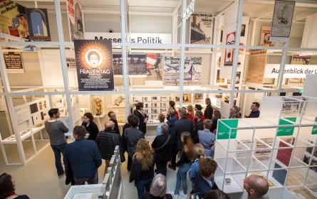 APA-PictureDesk-Event im Haus der Geschichte Österreich