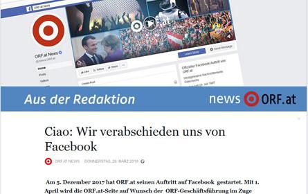orf.at verlässt Facebook