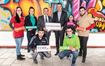 Rewe Österreich fokussiert auf Lehrlingsausbildung