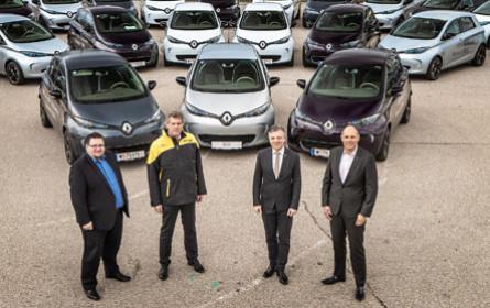 ÖAMTC und Renault machen gemeinsame Sache