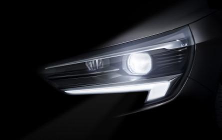 Sechste Corsa-Generation auch mit elektrischer Antriebsvariante