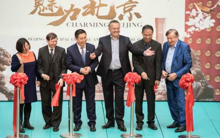 Zauberhaftes Peking in der Lugner City