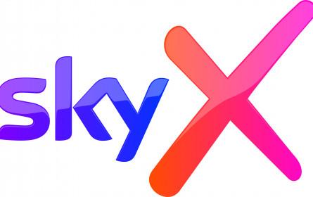Sky X eröffnet eine neue Welt der grenzenlosen Streaming-Freiheit!