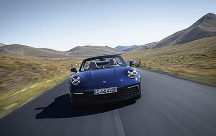 Zuwächse für Porsche