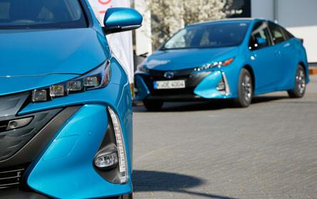 Toyota gibt bei Wasserstoff Gas