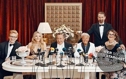 XXXLUTZ-Familie Putz rockte den Opernball