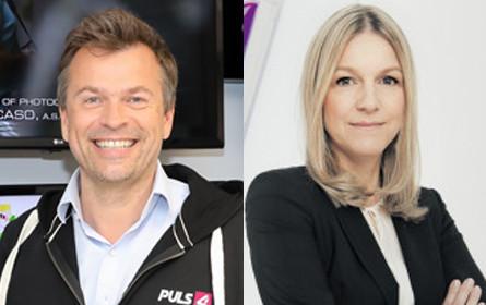 Zusammenarbeit zweier TV-Unternehmen beim Digitalfestival