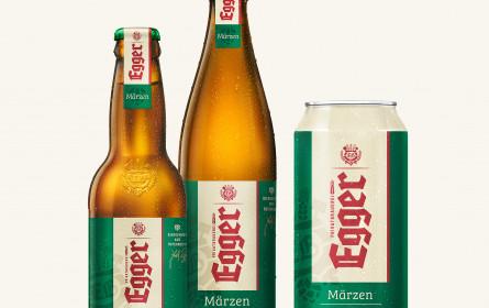 "Privatbrauerei Egger: Egger Bier ""in neuem Gewand"""