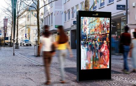 Epamedia erschließt Digital-out-of-Home-Markt in Kärnten