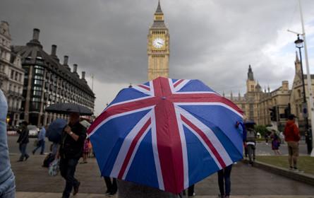 Brexit trägt zur Verunsicherung der Verbraucher bei