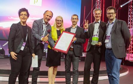 Schramböck vergab erstmals Staatspreis Digitalisierung
