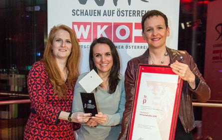 A1 gewinnt den Staatspreis Wirtschaftsfilm 2019