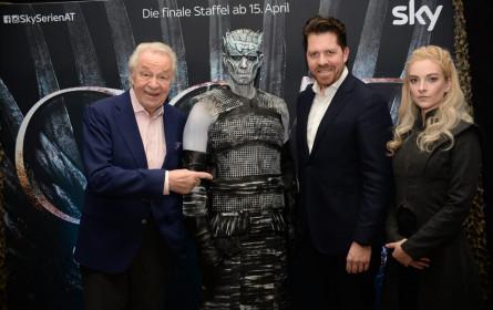 """Staffel-Start von """"Game of Thrones"""" auf Sky"""