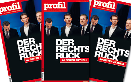 """profil""-Cover beste Titelseite Europas gekürt"