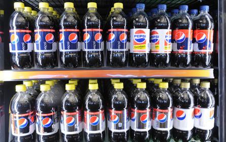 Snacks bescherten Pepsico Gewinnplus zum Jahresstart