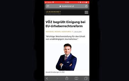 Teads und Mindshare lancieren für Volvo erste inRead-Kampagne