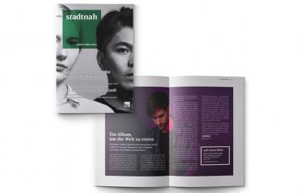 """""""bz-Wiener Bezirkszeitung"""" launcht vierte Ausgabe des Lifestyle-Magazins """"stadtnah"""""""