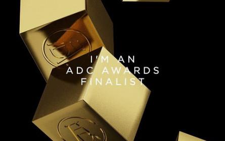 KTHE und Bieder & Maier als Finalist  bei ADC New York Award-Show nominiert.