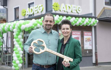 Sabine Groicher wird neue Adeg Kauffrau in St. Lambrecht