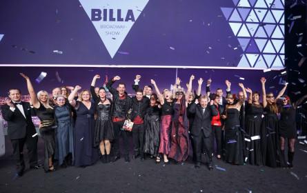 Billa Filiale in Hof bei Salzburg gewinnt internen Frische-Wettbewerb