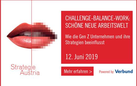 Challenge - Balance - Work: schöne neue Arbeitswelt