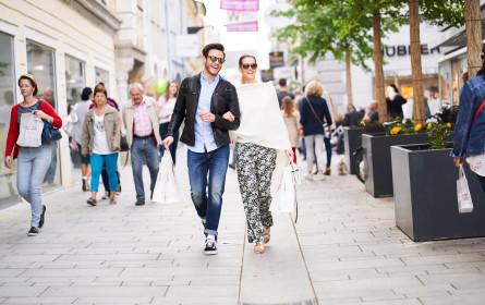 Shoppen Fashion Genuss Bei Der Welser Shoppingnight Am 3 Mai