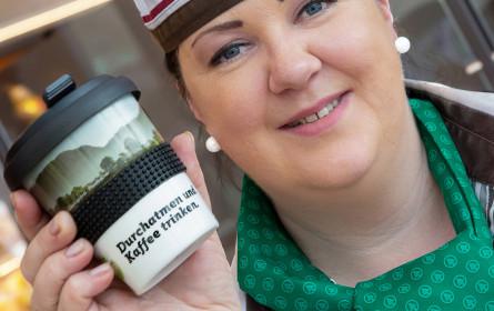 Mehrweg-Kaffeebecher gegen die Plastik-Flut: