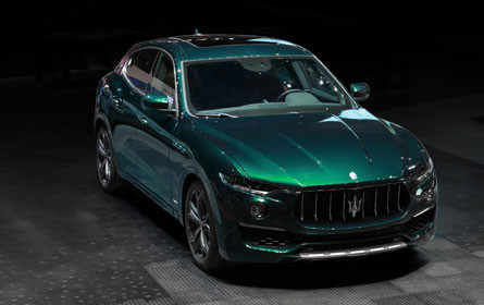 Maserati Crafting Italian Experiences