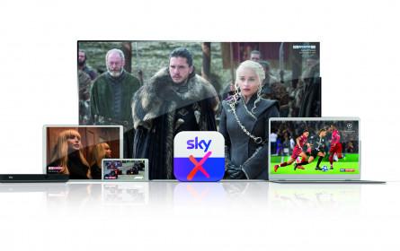 All-in-One: Die besten Serien, Movies und Best of Free TV auf Sky X