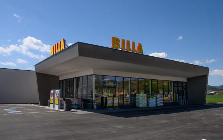 Neue Billa-Filiale eröffnet in Althofen